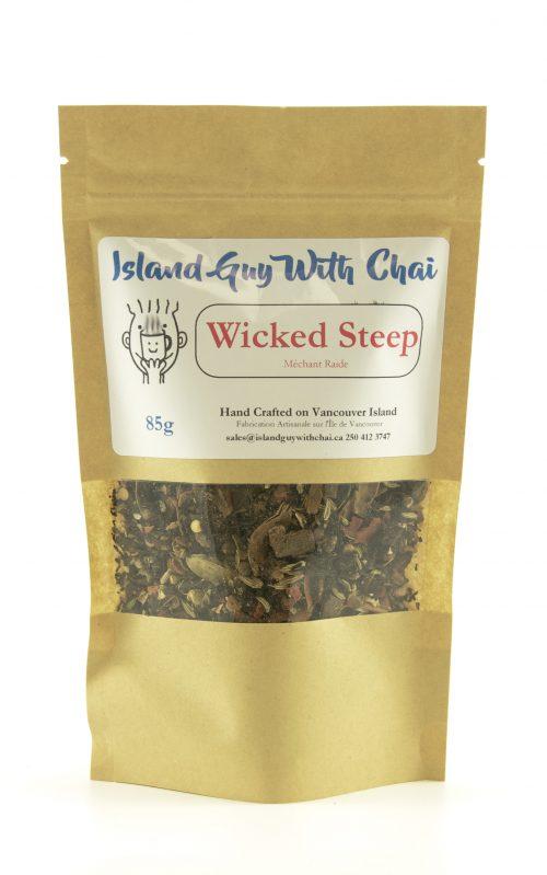 Wicked Steep Chai
