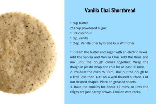 Shortbread recipe