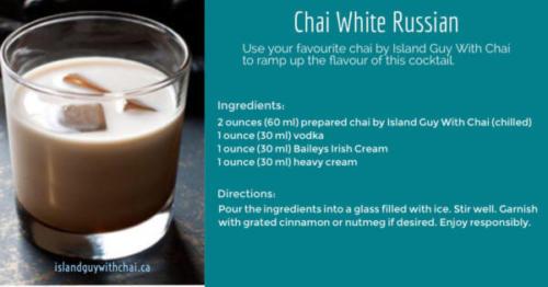 chai white russian